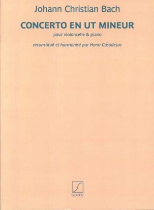 Concerto en ut mineur - Violoncelle et piano laflutedepan