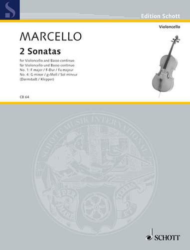 2 Sonates en Fa Majeur / sol mineur - laflutedepan.com