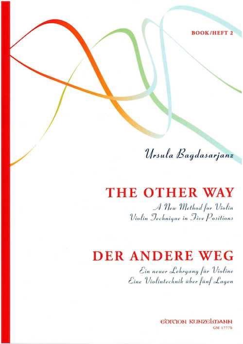 The other Way Book 2 - Ursula Bagdasarjanz - laflutedepan.com