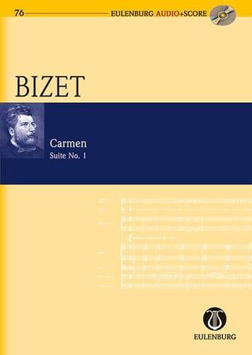 Carmen - Suite N° 1 - BIZET - Partition - laflutedepan.com
