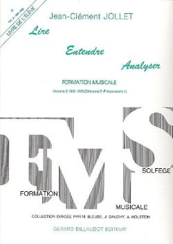 Lire Entendre Analyser - Volume 2 - Elève IM2 IM3 laflutedepan