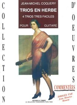 Trios en Herbe Jean-Michel Coquery Partition Guitare - laflutedepan