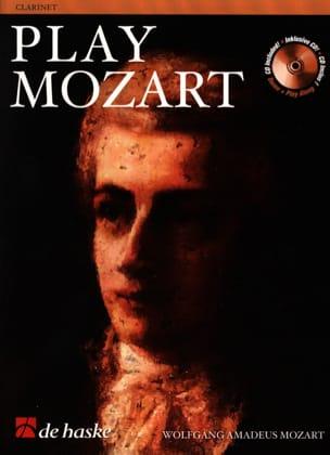 Play Mozart - Clarinette MOZART Partition Clarinette - laflutedepan