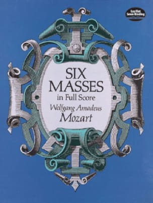 6 Messes - Full Score - MOZART - Partition - laflutedepan.com