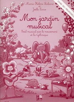 Siciliano Marie-Hélène / Zarco Joëlle - My Musical Garden - Teacher - Partition - di-arezzo.co.uk