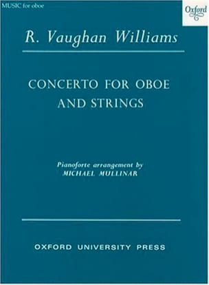 Concerto for oboe and strings - Oboe piano laflutedepan