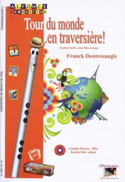 Tour du monde en traversière Franck Dentresangle laflutedepan
