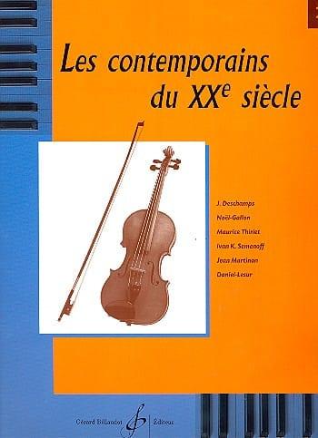 Les Contemporains du 20ème Siècle Volume 2 - laflutedepan.com