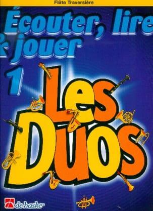 Ecouter Lire et Jouer - Les Duos Volume 1 - 2 Flûtes laflutedepan