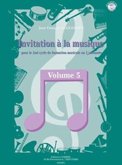 Invitation A la Musique - Volume 5 laflutedepan