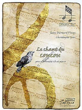 Le Chant Du Coucou - B. Plays & Christophe Gras J. - laflutedepan.com