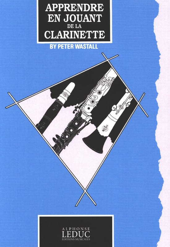 Apprendre en jouant de la clarinette - laflutedepan.com