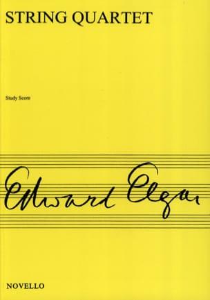 String quartet op. 83 - Score ELGAR Partition laflutedepan