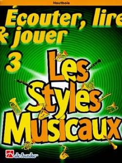Ecouter Lire et Jouer - Les styles musicaux Volume 3 - Hautbois laflutedepan