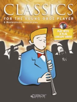 Classics For The Young Oboe Player Partition laflutedepan