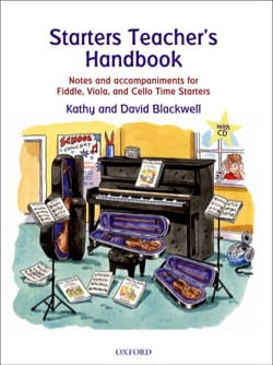 The Starters Teacher's Handbook Partition Violon - laflutedepan
