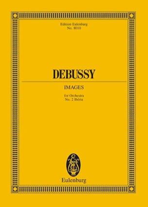 Ibéria - Images n° 2 - Conducteur DEBUSSY Partition laflutedepan