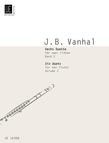 6 Duette - Band 2 - 2 Flöten - laflutedepan.com