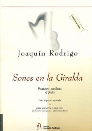 Sones en la Giralda - Arpa o Guitarra e piano - laflutedepan.com