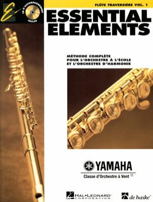 Essential elements - Flûte Volume 1 DE HASKE Partition laflutedepan