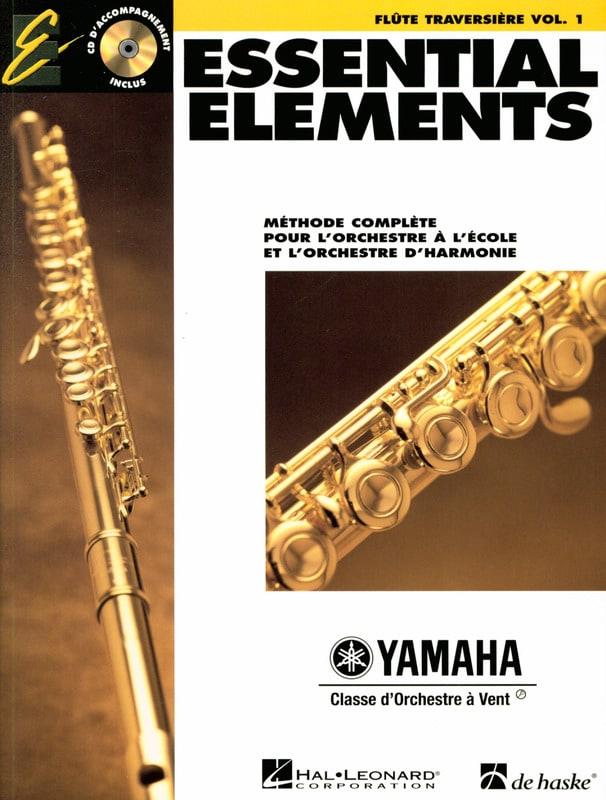 Essential elements - Flûte Volume 1 - DE HASKE - laflutedepan.com