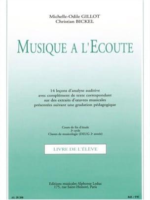 Musique à l'Ecoute - Fin D'étude - 3ème Cycle - laflutedepan.com