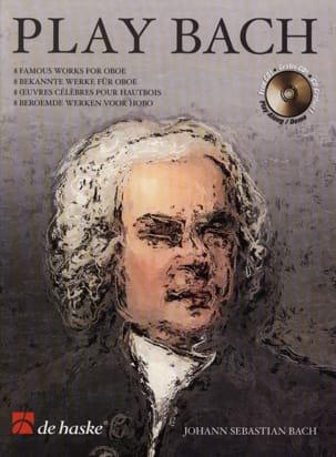 Play Bach - Hautbois BACH Partition Hautbois - laflutedepan