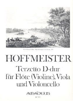 Terzetto D-Dur -Flöte Viola Cello - HOFFMEISTER - laflutedepan.com