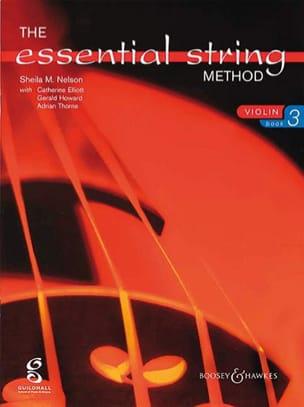 Essential string method, Volume 3 - Violin laflutedepan