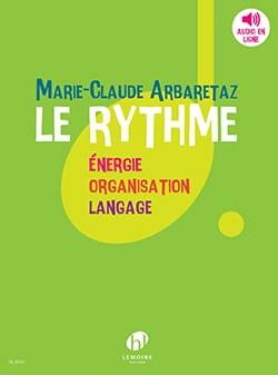 Le Rythme Marie-Claude Arbaretaz Partition Solfèges - laflutedepan
