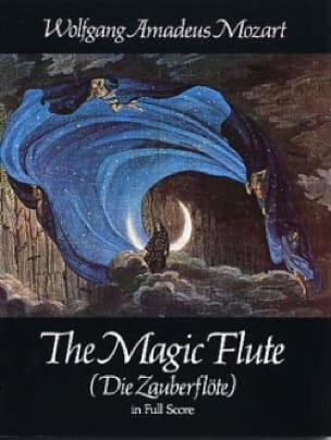 The Magic Flute - Score - MOZART - Partition - laflutedepan.com