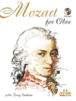 Mozart for Oboe Mozart Wolfgang Amadeus / Cathrine Terry laflutedepan