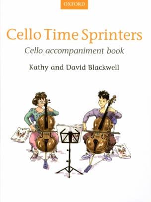 Cello Time Sprinters - Cello accompaniment book laflutedepan