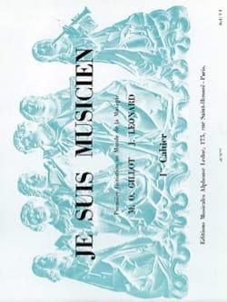 Je Suis Musicien Volume 1 Gillot / Leonard Partition laflutedepan