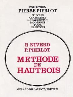 Méthode de hautbois Niverd Raymond / Pierlot Pierre laflutedepan