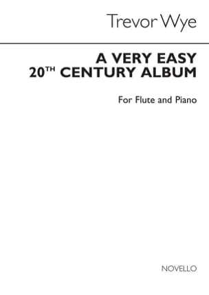 A very easy 20th Century Album - Flute piano Trevor Wye laflutedepan