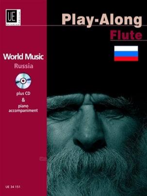 World Music - Russia -flute Piano Traditionnel laflutedepan