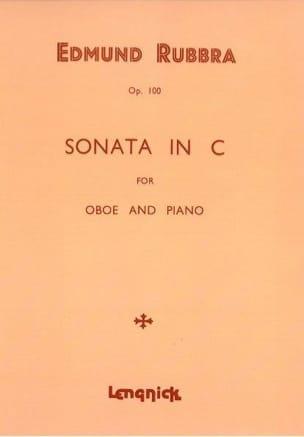 Sonata In C, Op. 100 - Hautbois et Piano - laflutedepan.com