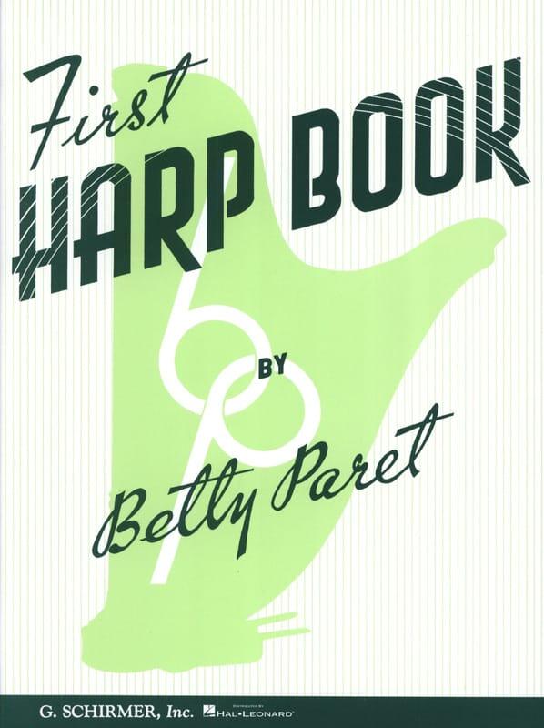 First Harp Book - Betty Paret - Partition - Harpe - laflutedepan.be