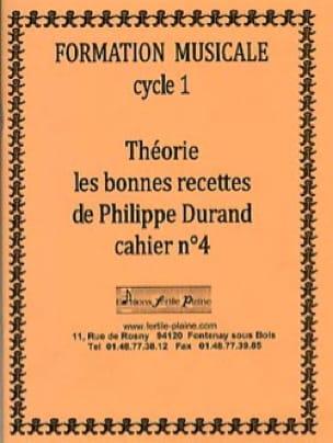Théorie, Les Bonnes Recettes, Volume 4 - laflutedepan.com
