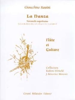 Gioacchino A. Rossini - La Danza - Tarentelle Napolitaine - Partition - di-arezzo.fr