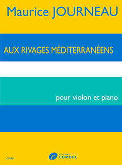 Aux Rivages Méditerranéens Maurice Journeau Partition laflutedepan