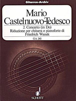 Concerto n° 2 in Do - Chitarra e pianoforte laflutedepan