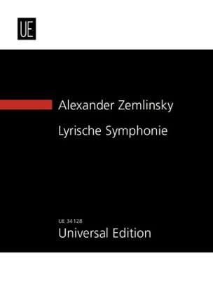 Lyrische Symphonie op. 18 New study score laflutedepan