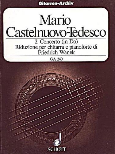 Concerto n° 2 in Do - Chitarra e pianoforte - laflutedepan.com