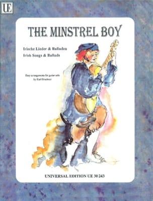 The Minstrel Boy Traditionnels Partition Guitare - laflutedepan