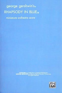 Rhapsody in Blue - Score GERSHWIN Partition laflutedepan