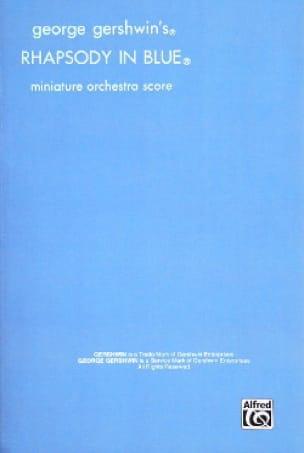 Rhapsody in Blue - Score - GERSHWIN - Partition - laflutedepan.com