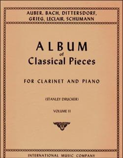 Album of Classical pieces - Volume 2 - laflutedepan.com