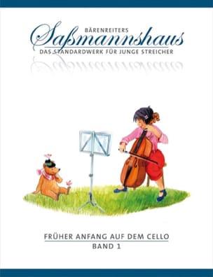 Früher Anfang Auf Dem Cello Volume 1 Egon Sassmannshaus laflutedepan